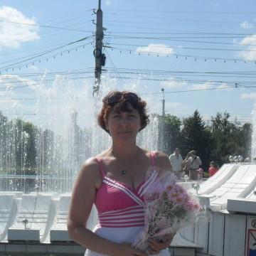Галина Веретнова, 50, Novosibirsk, Russia