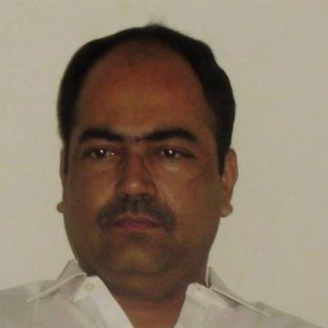 Azaan Naveed, 46, Hyderabad, Pakistan