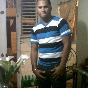 isaac daniel ortiz, 31, Santiago, Dominican Republic