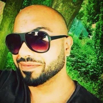 Etizaz Khazraji, 31, Antwerpen, Belgium