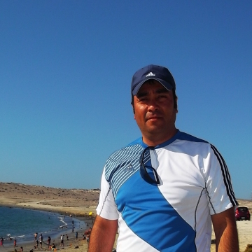 darwin, 42, Copiapo, Chile