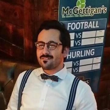 Ali Hussain, 29, Abu Dhabi, United Arab Emirates