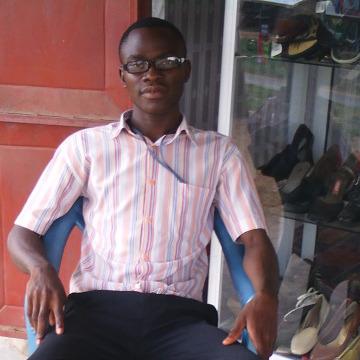 SALIFU YUSIF NETTEY, 26, Accra, Ghana