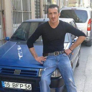 TC Hakan Tekin, 33, Bursa, Turkey