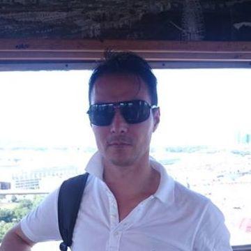 Andres Sanchez, 36, Bogota, Colombia