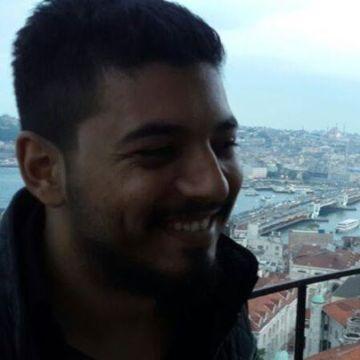 Oğuzhan Erte, 29, Istanbul, Turkey