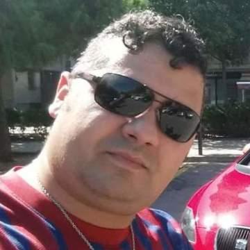 Jorge Romero Bustos, 40, El Prat De Llobregat, Spain