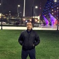 Samir Rzayev, 35, Baku, Azerbaijan