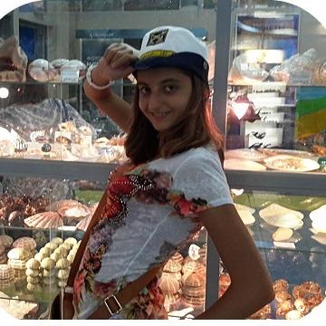 Evelyn, 20, Baku, Azerbaijan