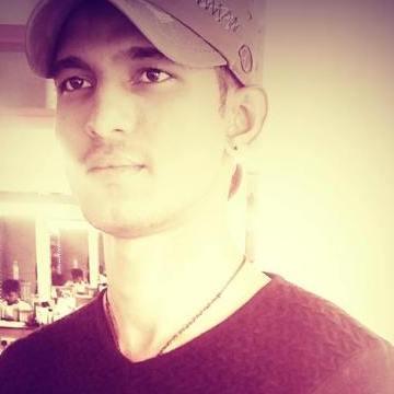Thalib Hussain, 29, Dubai, United Arab Emirates