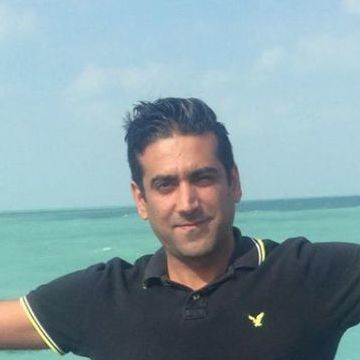Eng Ahmad, 35, Dubai, United Arab Emirates