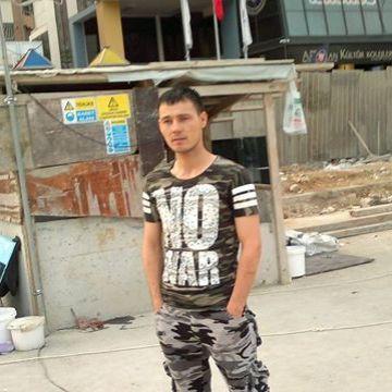 Musa Samedov, 32, Istanbul, Turkey