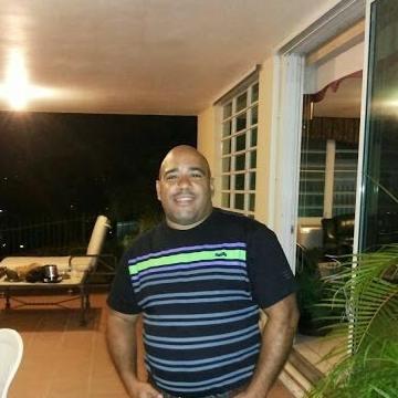 Kerlly Lopez, 45, San Juan, Puerto Rico