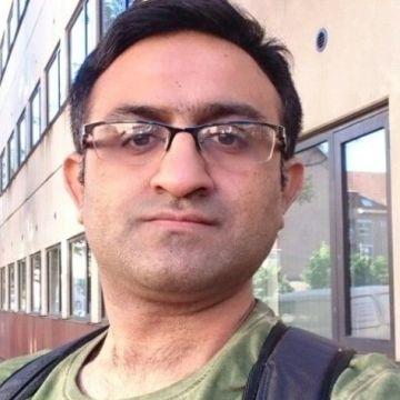 Sajjad Ch, 33, Copenhagen, Denmark
