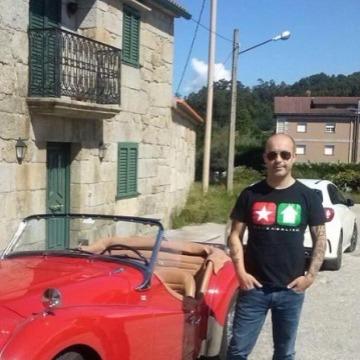 Fito Sparrow, 43, Pontevedra, Spain