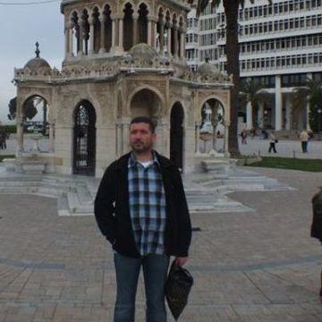 ÖZER GÖKGÖZ, 44, Konak, Turkey