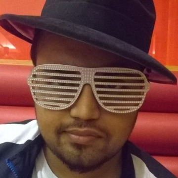 Shejo Varghese, 30, Sharjah, United Arab Emirates