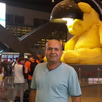 Magid Kaneem, 44, Bagdad, Iraq