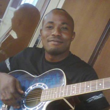 Ibe Austin, 35, Ikeja, Nigeria