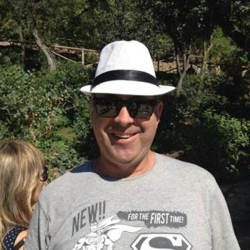 Alex Wolber, 50, Edmonton, Canada