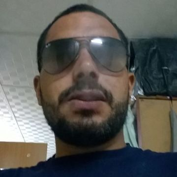 Hani Hani, 32, Abu Dhabi, United Arab Emirates