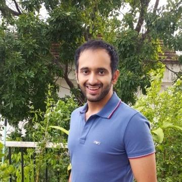 Swapneel, 35, Pune, India