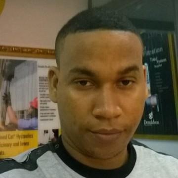 Mickey Alexander, 26, Georgetown, Guyana