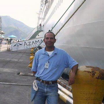 Juan Carlos Suarez, 45, Santa Marta, Colombia