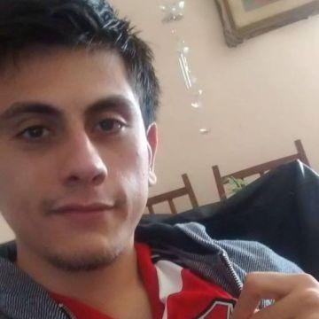 Juan Gomez, 24, Cordoba, Argentina