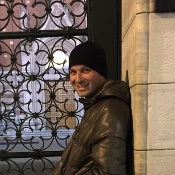 Ceyhan Demirci, 31, Istanbul, Turkey