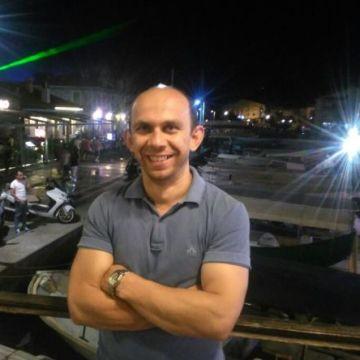 Köksal Köksal, 34, Istanbul, Turkey