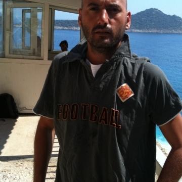 Mesut Sevimli, 43, Istanbul, Turkey