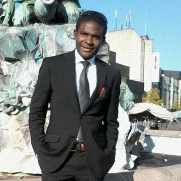 Evangelist Daniel Isaiah, 36, Erlangen, Germany