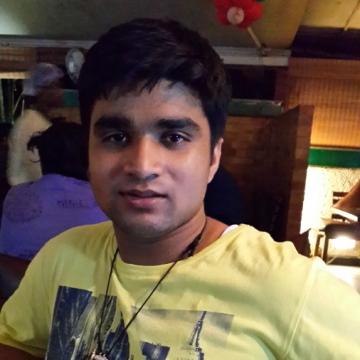 ashutosh agarwal, 29, New Delhi, India