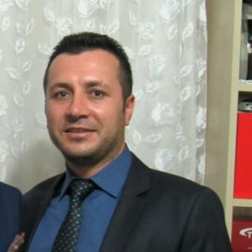 Can, 34, Ankara, Turkey