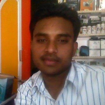 Nikhilesh Kesharwani, 27, Raipur, India