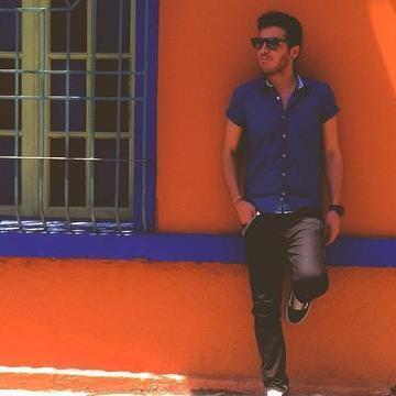 Andrés Pelaez, 29, Cali, Colombia