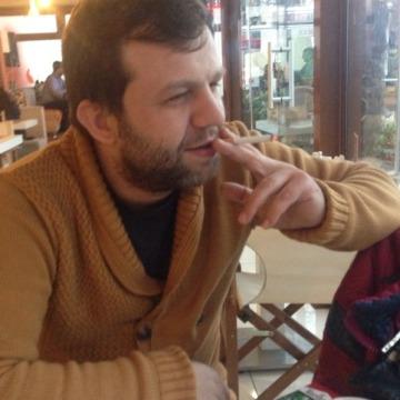 Musa, 35, Istanbul, Turkey
