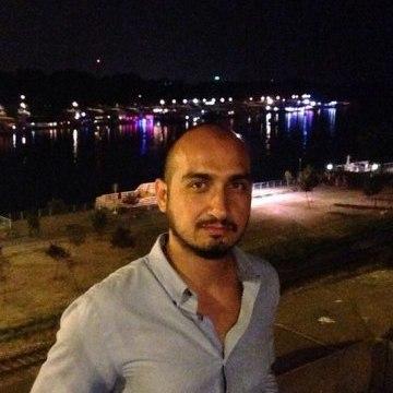 Eren Demir, 29, Istanbul, Turkey