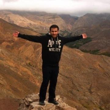 Aref, 27, Sydney, Australia