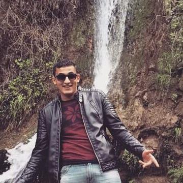 Ayub Kamal, 22, Casablanca, Morocco