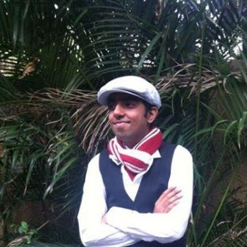 Dushyant Thadani, 24, Dubai, United Arab Emirates