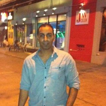 Raed Shuwiakat, 29, Dubai, United Arab Emirates