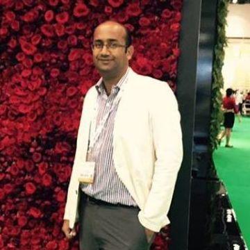 Raja Kumar, 35, Palma, Spain