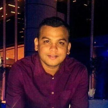 Sumit Singh, 31, Dubai, United Arab Emirates