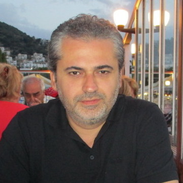 Gentleman41, 43, Istanbul, Turkey