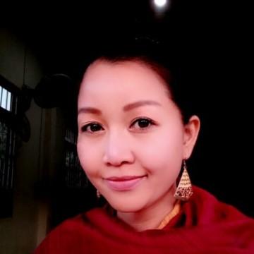 Mona Siri, 39, Thai Charoen, Thailand