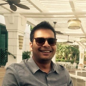 Deepak, 34, Dubai, United Arab Emirates