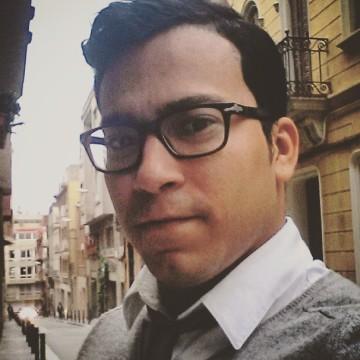 Jorge Julio, 31, Barcelona, Spain
