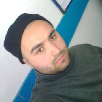 Volkan Açıkgöz, 28, Istanbul, Turkey
